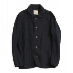 FACTOTUM / ファクトタム RUSSEL WORK JACKET (NAVY)
