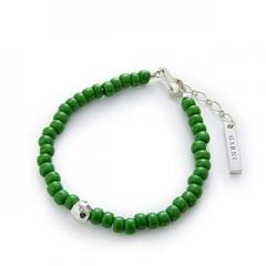 GARNI / ガルニ 8 Color Bracelet (GREEN)