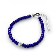 GARNI / ガルニ 8 Color Bracelet (BLUE)