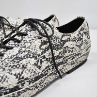 MIHARA YASUHIRO / ミハラヤスヒロ  PYSON LEATHER SNEAKERS